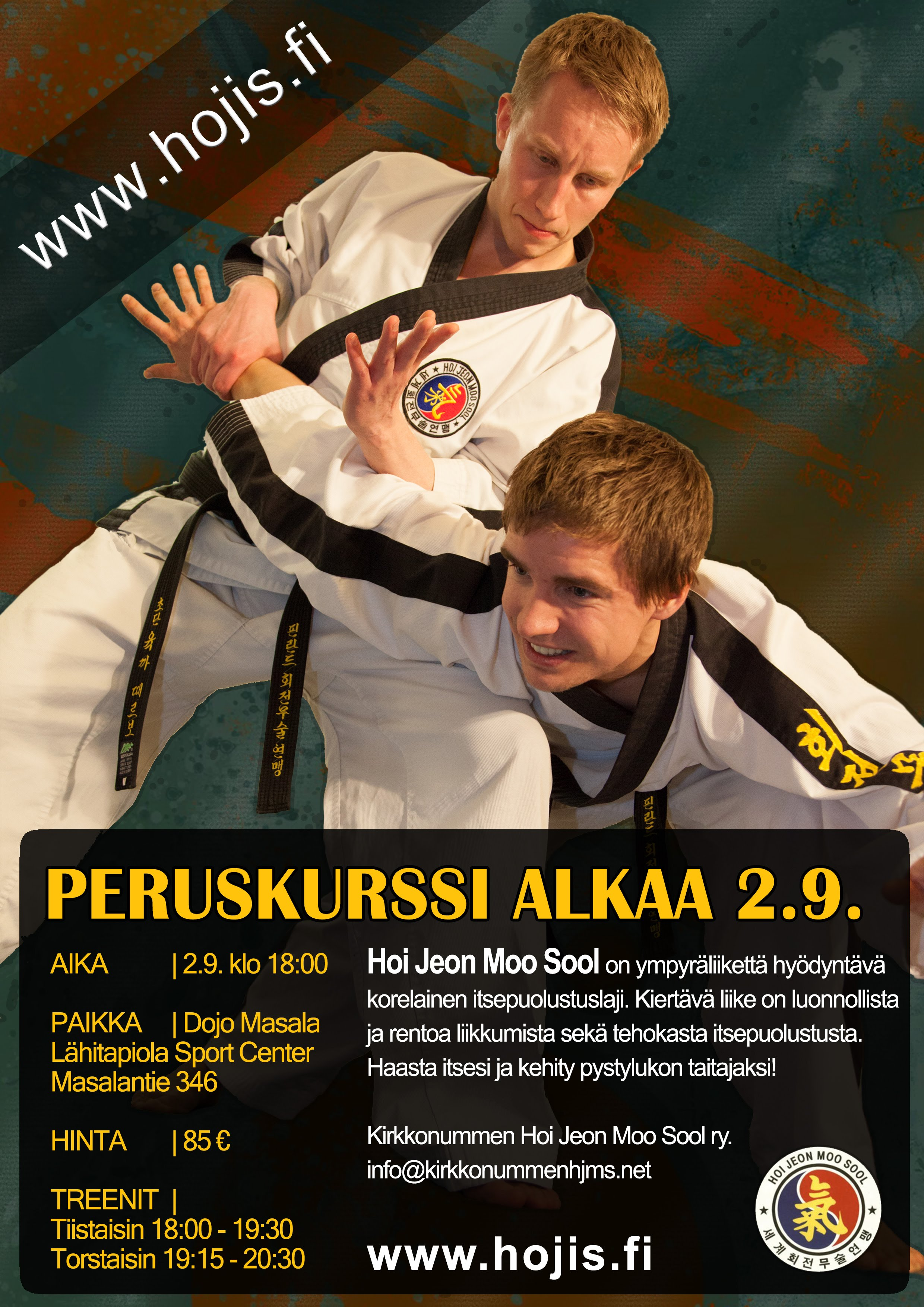 PERUSKURSSI - SYKSY 2014